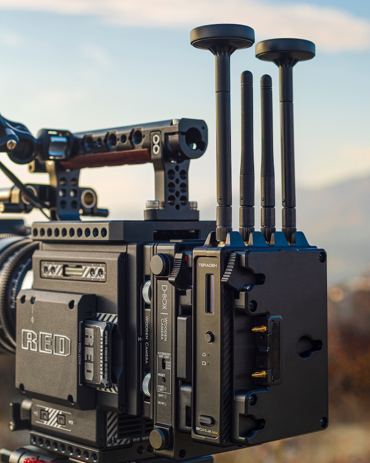RT @Teradek: Bolt 4K MAX is everything you love about Bolt 4K plus brand new hardware and software features that enable 5,000 ft of wireles…