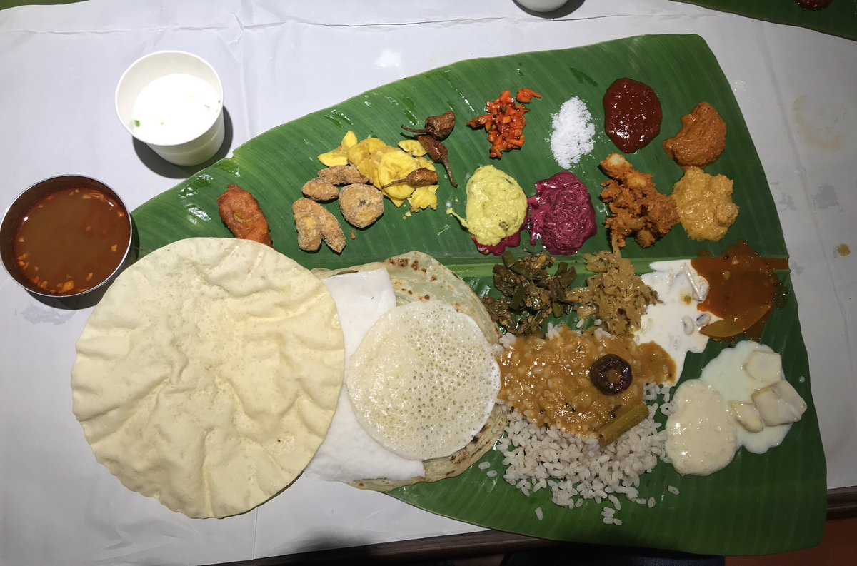 Happy Onam 😊 #onamcelebration  #yummy #food  Stay Blessed 🙏🏻 https://t.co/OmTwb6FNy5