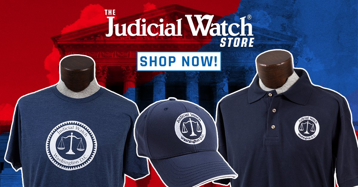 The official Judicial Watch store offers unique one-of-a-kind gifts. Show someone you care, while supporting Judicial Watch. Shop here: