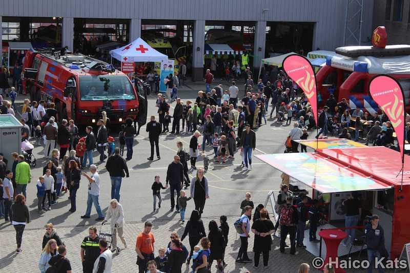 Zaterdag 14 september: Open dag Brandweer Purmerend..