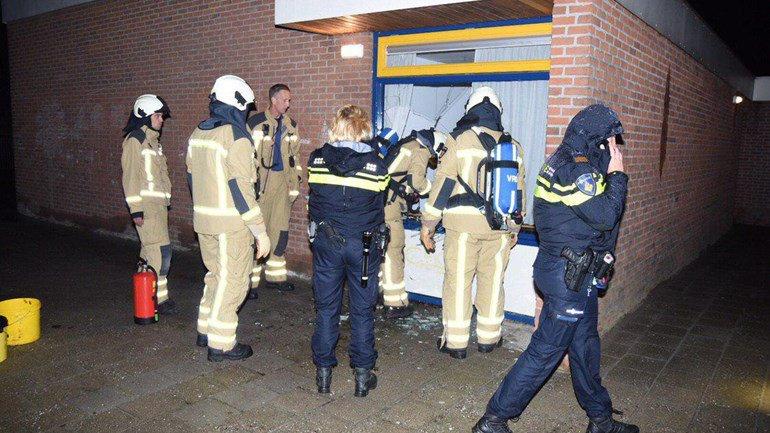 Mogelijke brandstichting in school Emmen: Bij een school in de Laan van de Eekharst in Emmen is vanavond mogelijk brand gesticht.