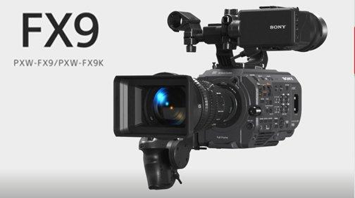 ??Sony PXW-FX9 Announced !
