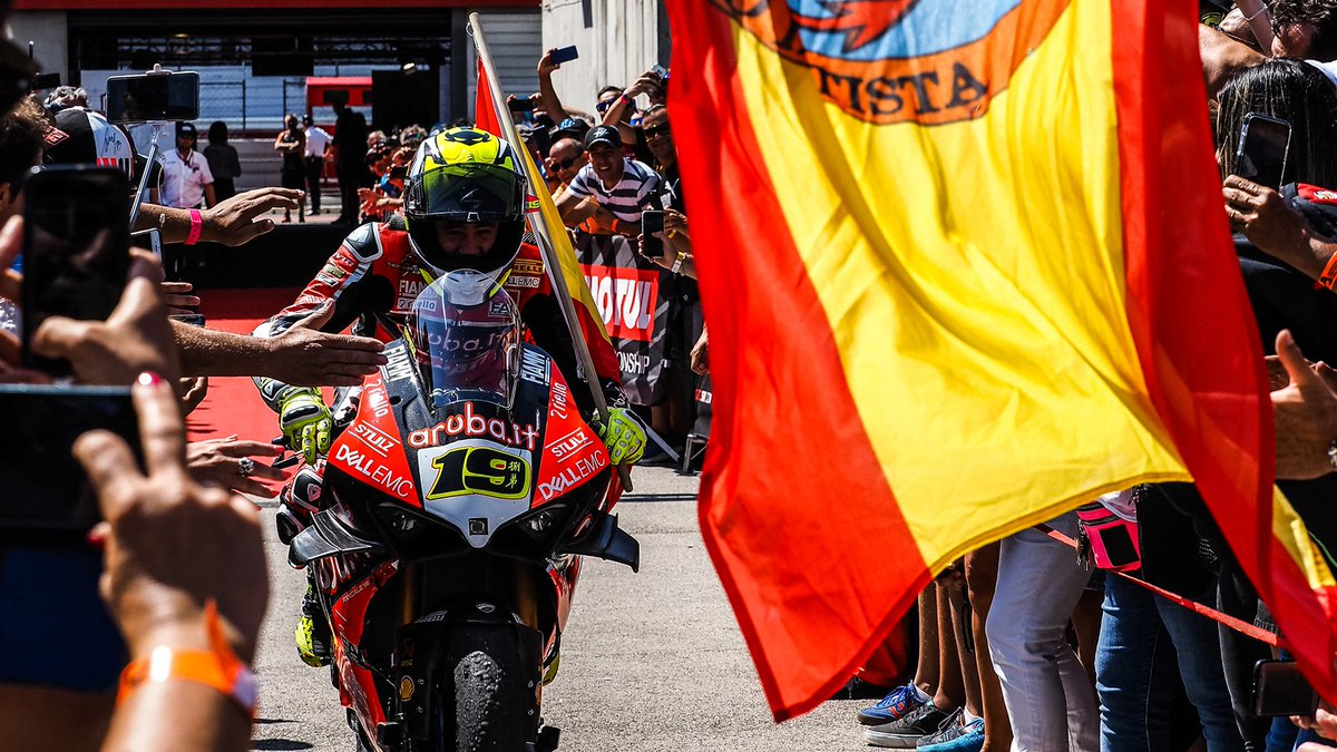 test Twitter Media - A weekend of triumphant returns: Relive the Portuguese Round!  #PRTWorldSBK🇵🇹  📹VIDEO | #WorldSBK https://t.co/ihaE7ASlC1 https://t.co/lKV8FBcoY3