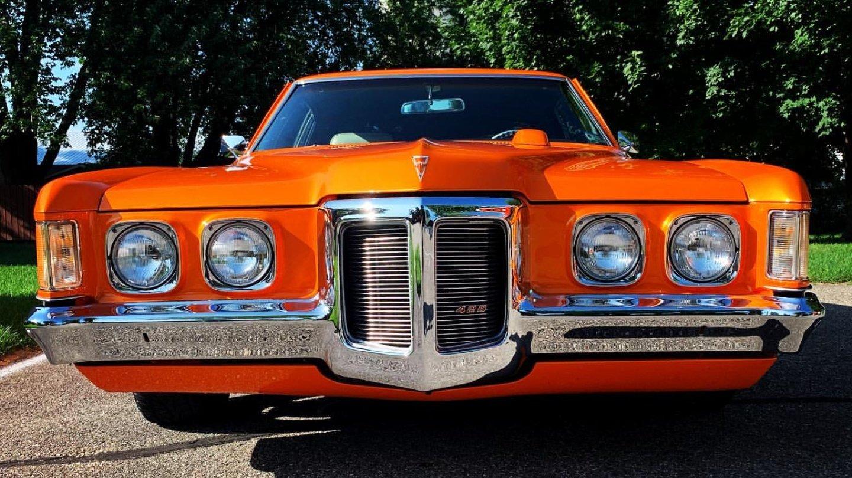 Classic 🍊 #Pontiac #FrontEndFriday 👇 https://t.co/qo59Nv062z