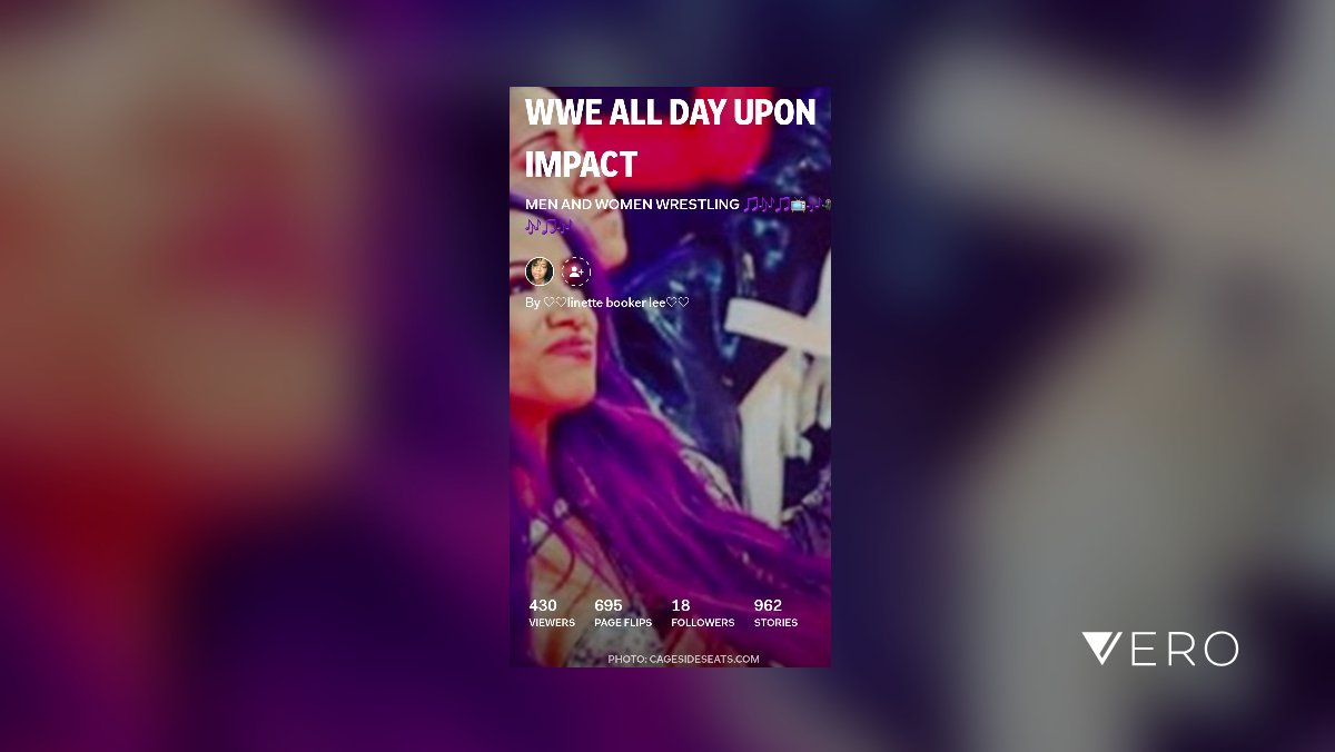 #WWE #impact all other #sports honorable mention. #flipboard  #flipboardfridays @VeroTrueSocial https://t.co/Y1KsrNNKRP