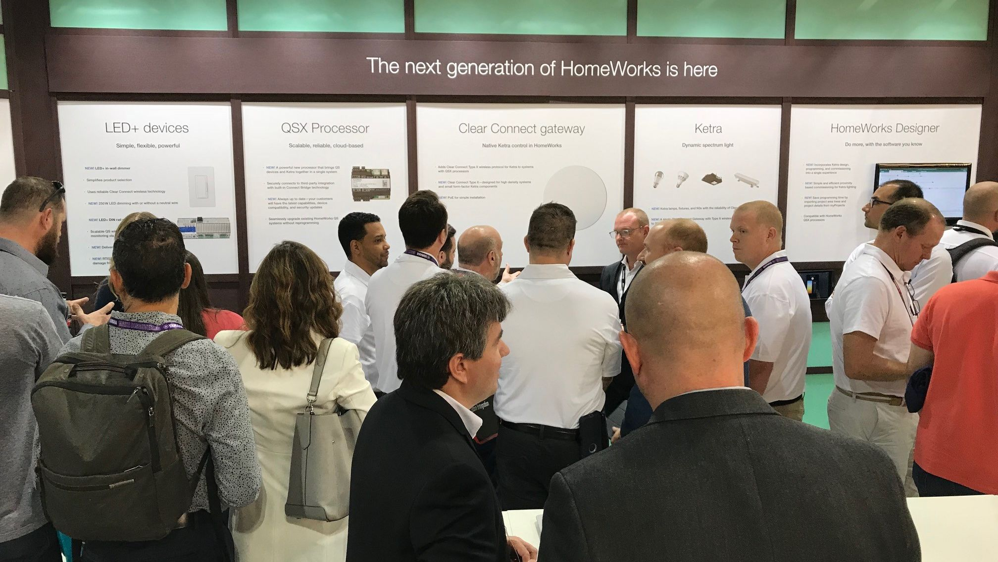 Today's the last day to stop by #Booth2501 to check out our latest and greatest smart offerings, as well as the #LutronSanctuary. From our Roller 64 shades to our next generation of HomeWorks, it's #smart control that you won't want to miss out on. #CEDIAExpo https://t.co/3ixxqcQYpz