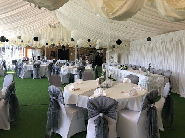 test Twitter Media - Congratulations Natalie & Andrew!💍🥂  We hope you enjoyed celebrating your special day with us yesterday.  Catering: @SPIROSCATERERS Entertainment: @djsoundandlight  Venue Dressing: Eternity Weddings #wedding #congratulations #marqueewedding #southwalesweddingvenue #welshwedding https://t.co/7qVts7Rmbm