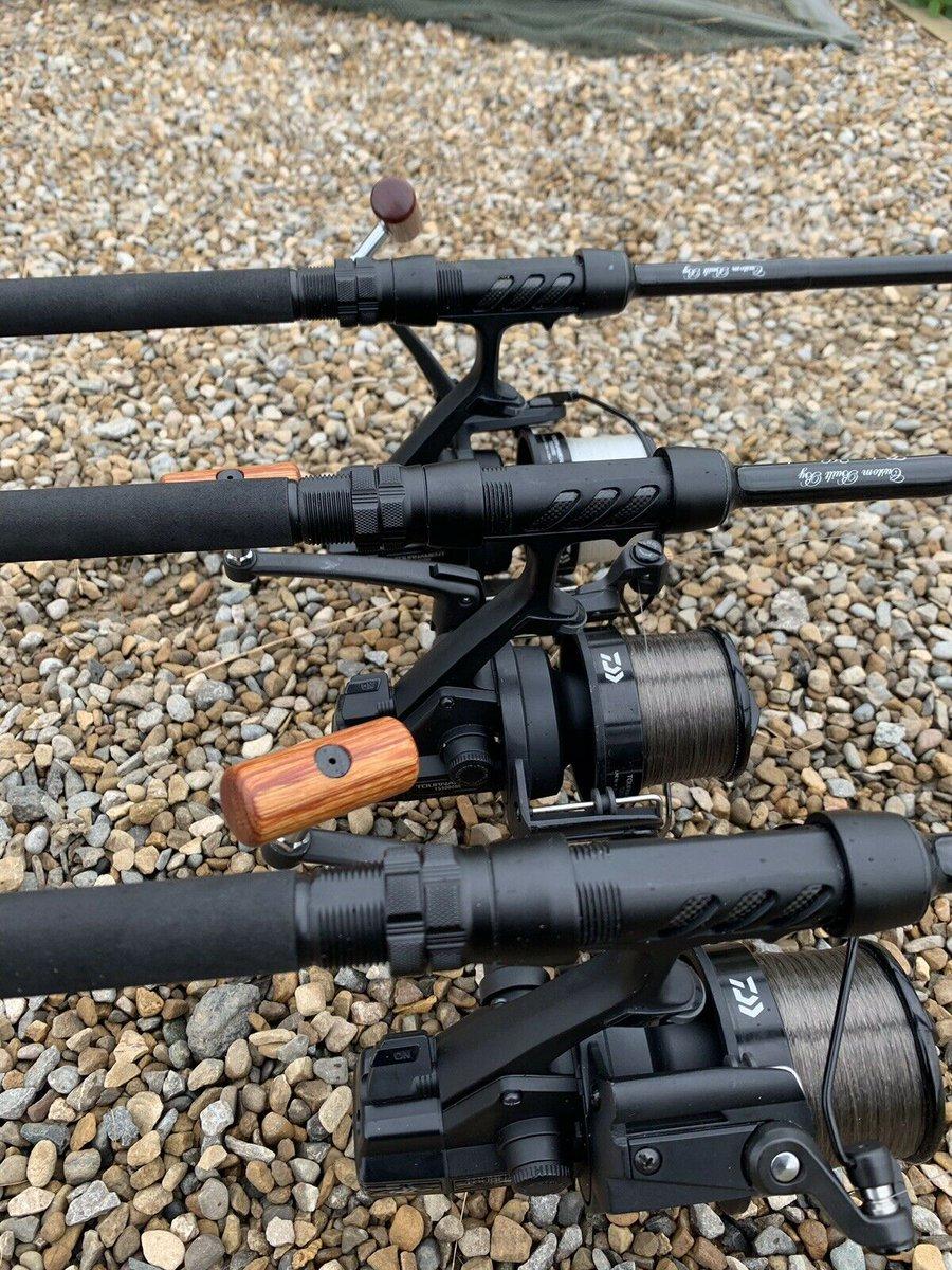 Ad - Calvin Hancock Custom 10ft 3.5lb TC Carp Rods On eBay here -->> https://t.co/k9ahp4s2K1