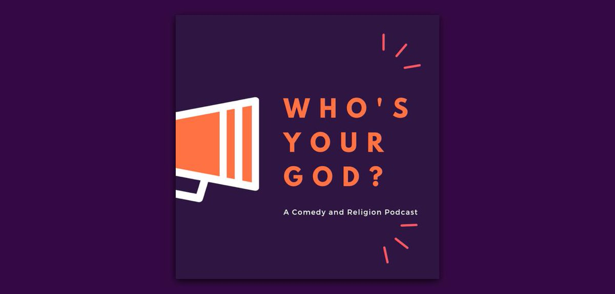 A podcast for whatever the hell you believe in!  Check out @whosyourgodcast on @Spotify!