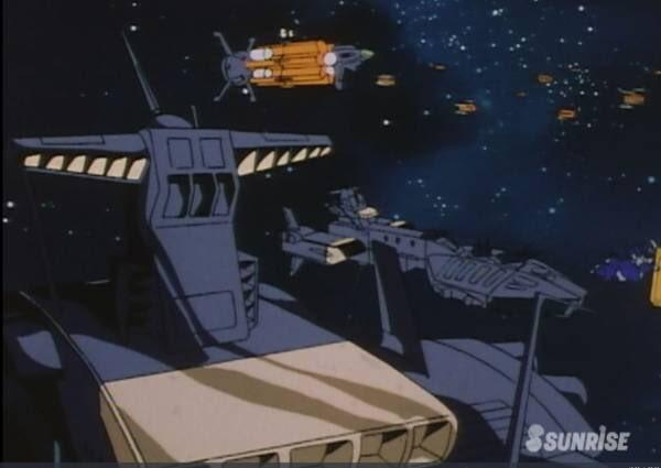 test ツイッターメディア - @princessarete @comfitwing ほぼ同世代、アンドロメダもグッサリ刺さりますって_(´ཫ`* _)⌒)_ ところでバイファムのカールビンソン級駆逐艦に、良く似てますなあ〜! https://t.co/q3XQ4fUj2B
