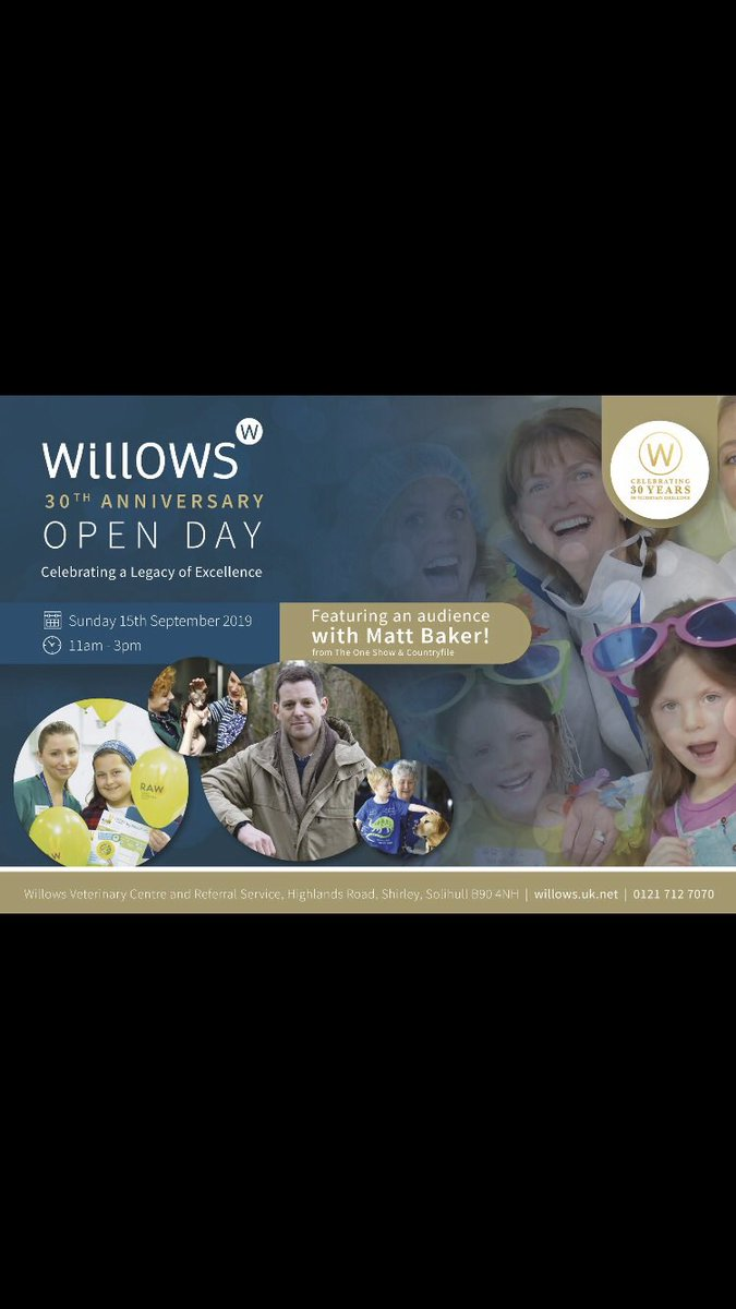 test Twitter Media - Miss Parkes & Daisy with some Hollywood pupils children will be at the willows vets tomorrow 11 - 3 for their open day. Pop along and say hello. https://t.co/2URoXxVtLn