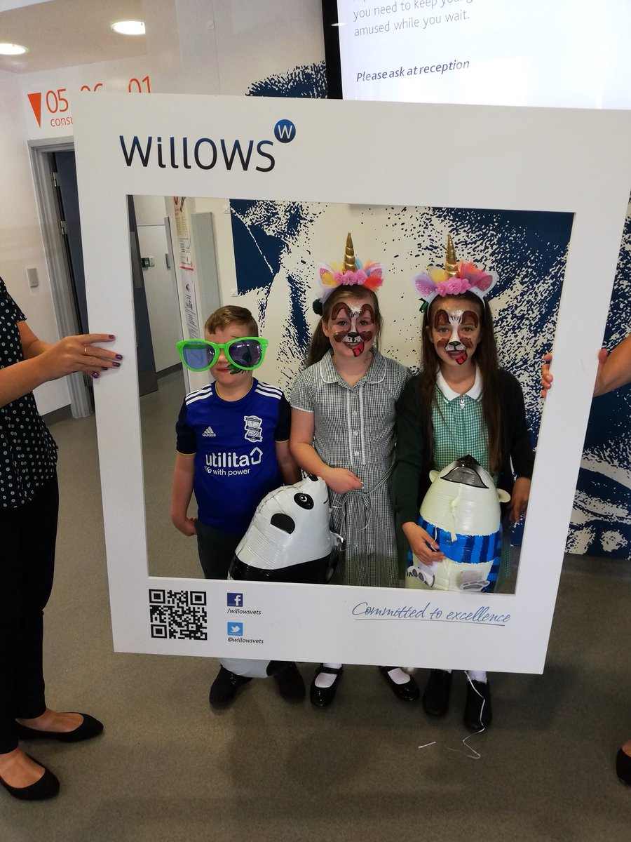 test Twitter Media - Very proud of Daisy and our pupils today who were special guests at the @willowsvets 30th birthday celebrations. Very popular with all the visitors and with Matt Baker from The One Show -more photos of Daisy with Matt to follow. https://t.co/Eb1PYj2703