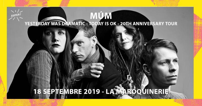 test Twitter Media - RT @popnews: Le concert de @mumtheband c'est mercredi à @lamaroquinerie : jouez vite https://t.co/VQuS4pifaU https://t.co/OxRCV5tnwX