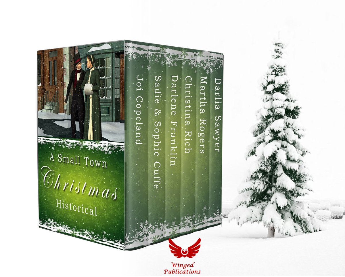 test Twitter Media - A Small Town Christmas: Historical Book Set!!  Stroll back in time to savor the slow-paced wonderment of Christmas in these seven heartfelt stories. How perfect to turn back the hands of time at Christmas! https://t.co/i5WVdn8g0P #ChristmasInJuly #Primeday #Christmas https://t.co/a1cCcSYaFU