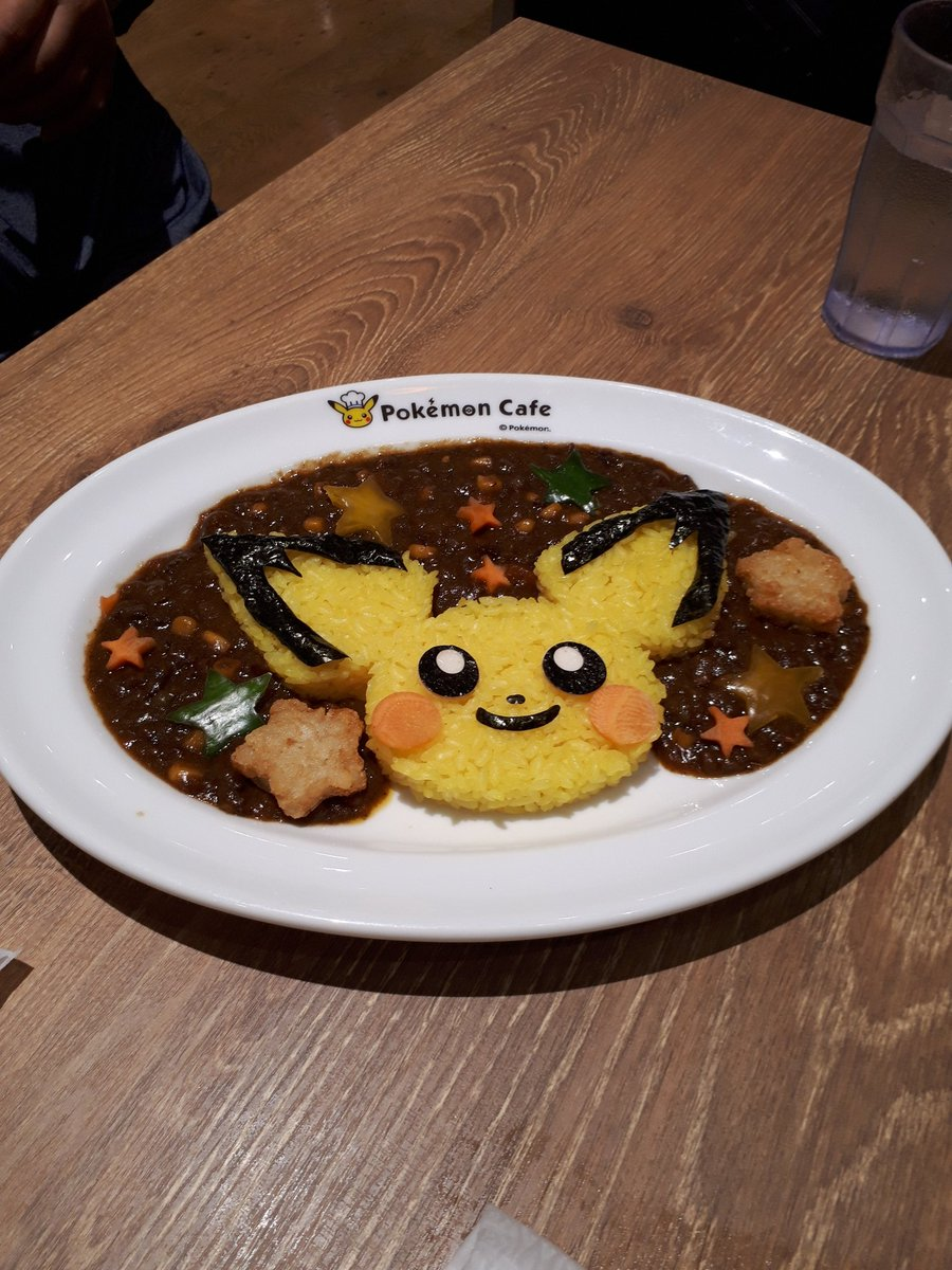test ツイッターメディア - 昨日は 日本橋ポケモンカフェに、、、  ん~ 食事は正直不味い、、、  冷たいからご飯は固い、、  暖かい料理を提供して欲しい!  金額が金額だけに(・・;) https://t.co/VewcZC5k1T