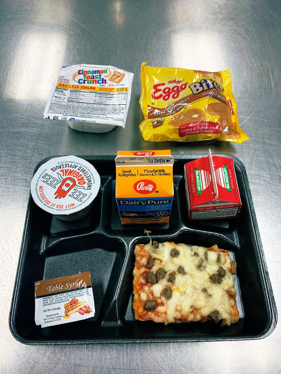 test Twitter Media - Today's breakfast choices. #tigersden  🐯😁 https://t.co/zXFCHQUsmJ