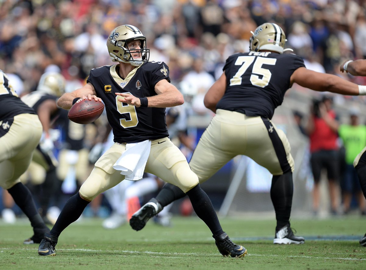 test Twitter Media - Drew Brees to see hand specialist in Los Angeles after injury. Is the Saints season done if Brees is out or can Teddy Bridgewater step up and make miracles happen? #Saints #NewOrleansSaints #NFL #NFLtwitter #DrewBrees #TeddyBridgewater  https://t.co/RkG0jCfBjL https://t.co/L3Asw1e8Xq