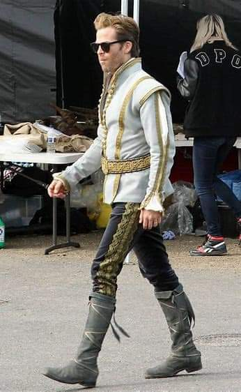 test Twitter Media - #ManCrushMonday he is really a prince #chrispine https://t.co/y2wUDaPAlx