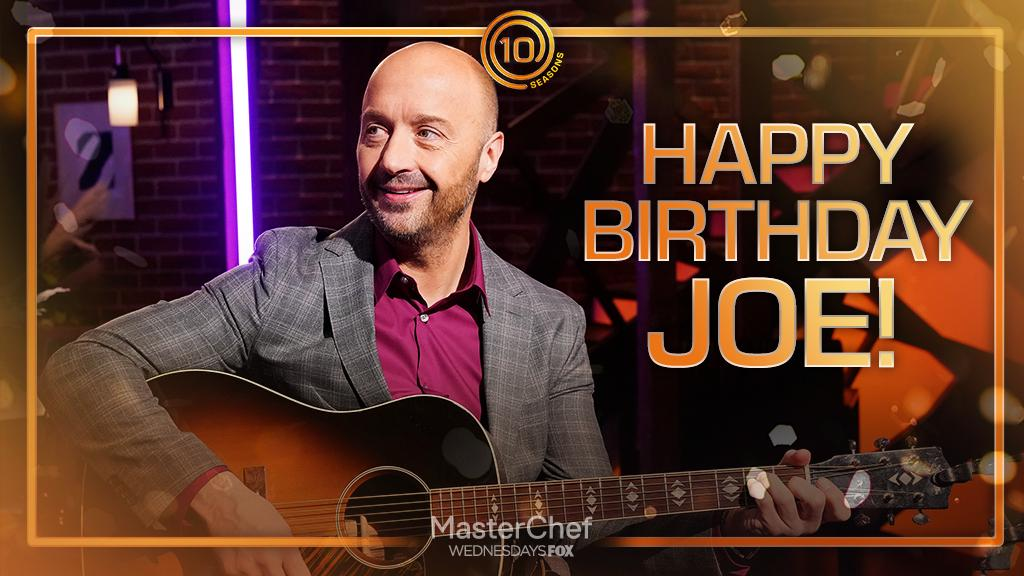 test Twitter Media - Happy birthday to the one and only, @Jbastianich! 🍾🎂 #MasterChef https://t.co/xvwR5YbTBp