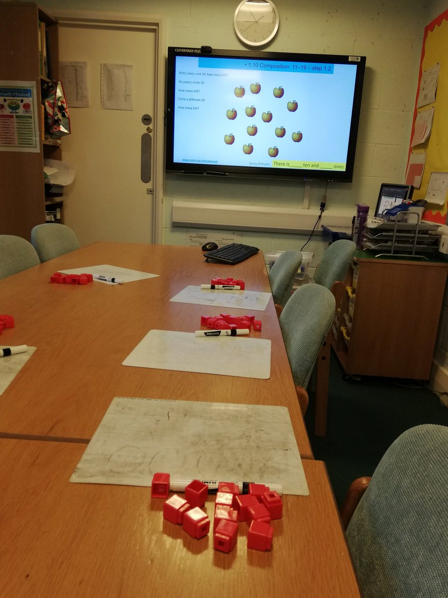 test Twitter Media - We are ready to learn about the structure of numbers 11-19 with the help of @NCETM Teaching for Mastery resources and our trusty unifix cubes! How many different ways can you describe 13? https://t.co/NpOI3hefMU
