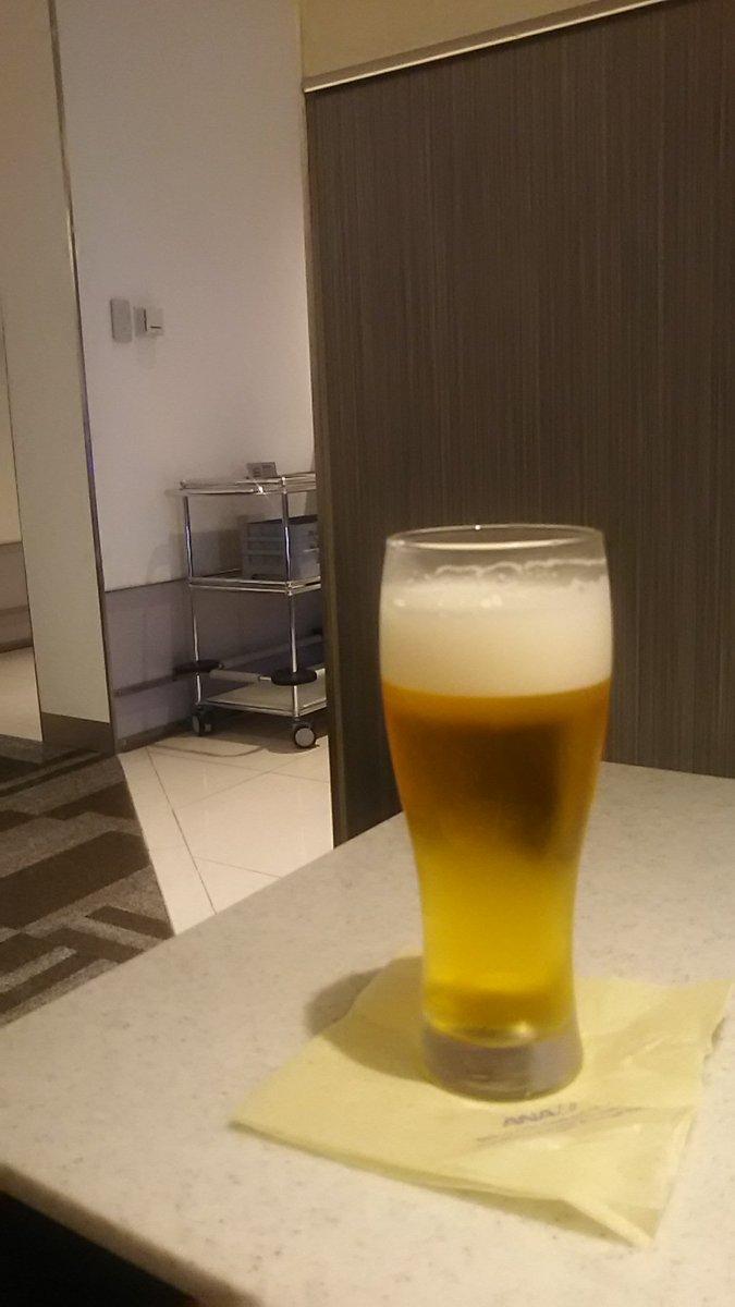 test ツイッターメディア - 鹿児島でのお仕事終了。既に空港に着き、ラウンジでビール飲みつつ会社メールのチェック等。。。どこでも仕事できてしまうってのもよくないよねー😓 https://t.co/EbCfo93nqH