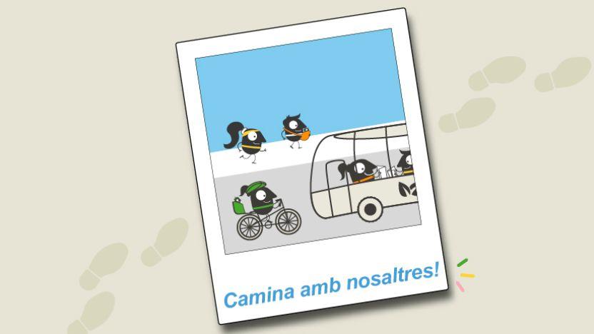 test Twitter Media - 🚶♀️🚲🚍🚈 Del 16 al 22 de setembre de 2019 celebra la Setmana Europea de la Mobilitat participant a les activitats que es fan arreu de Catalunya. https://t.co/B81joWjh2G @territoricat https://t.co/TlYNAsHx5R