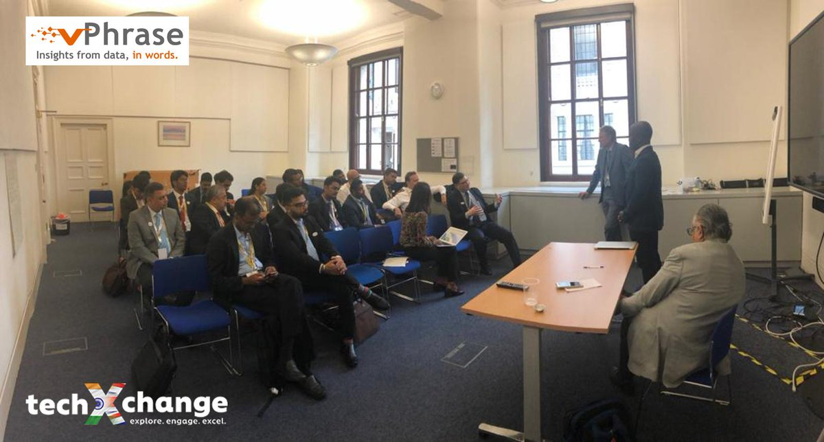test Twitter Media - Day 1 just got more interesting at @techXchange2019 as head of #UKIndiaTechHub Shoma Jamil & DCMS Lead @DaveProdgerFCO spoke on digital innovation in the Digital, Culture, Media and Sports Meetup. #vPhrase #fintech #ArtificialIntelligence https://t.co/xtAIEvkNvu