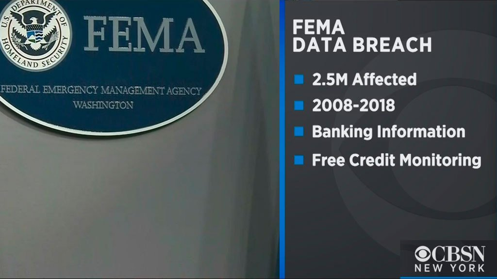 test Twitter Media - Superstorm Sandy Victims At Risk In FEMA Personal #Data Breach  CBS New York NEW YORK (CBSNewYork) – FEMA is warning that personal data shared with a contractor that supports its transitional shelter assistance... https://t.co/IwWCkY5sks #ArtificialIntelligence #Privacy #Toronto https://t.co/3QRWLEKG9L