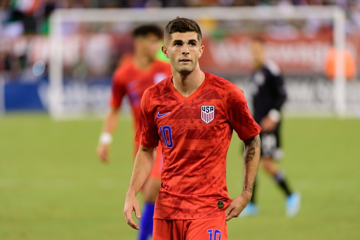 test Twitter Media - Three #USMNT players in the same #UCL group as the 2019-20 @ChampionsLeague kicks off today.  Good luck to @cpulisic_10 (@ChelseaFC), Sergiño Dest (@AFCAjax) and Tim Weah (@LOSC_EN)!   🇺🇸🔴⚪️🔵🇺🇸 | #TheFutureIsUs https://t.co/hXRQYi7oiR