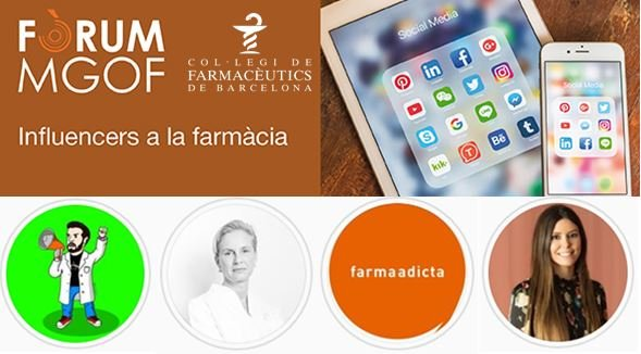 test Twitter Media - Qué quiere decir ser influencer? Para qué sirve? Cómo influye en el día a día? Conoceremos las experiencias de  @Farmaenfurecida @elblogdepills @Farmaadicta y  @aina_bordoy   👉Influencers en la farmacia [Fórum #MGOF] 🗓️26/9 14h 📌COFB ❗️Últimos días  ℹ️ https://t.co/GQrXt9zbWM https://t.co/avnIxgT2vX