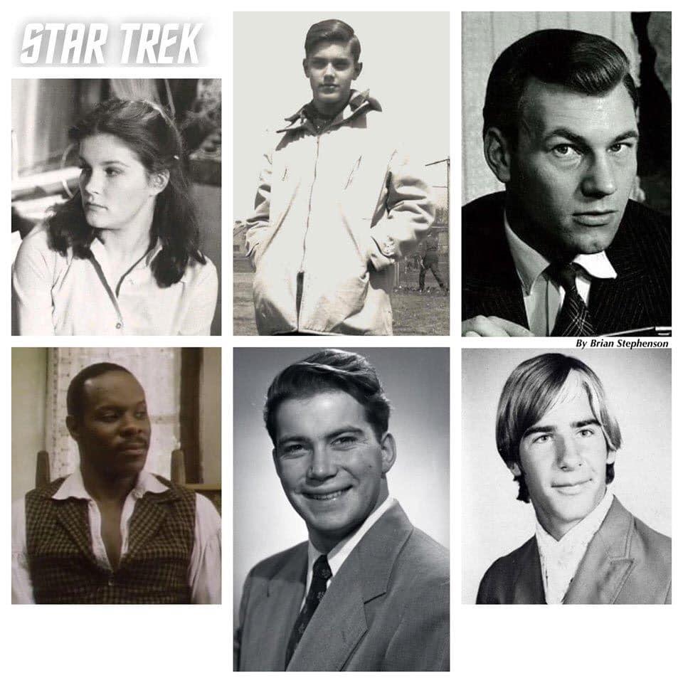test Twitter Media - Starfleet Captains in the youth #StarTrek 💖💖💖🖖🖖🖖 @TheKateMulgrew @SirPatStew #AveryBrooks @WilliamShatner @ScottBakula and I`m not sure, but I think it`s #ChrisPine https://t.co/kGB2jdCyII