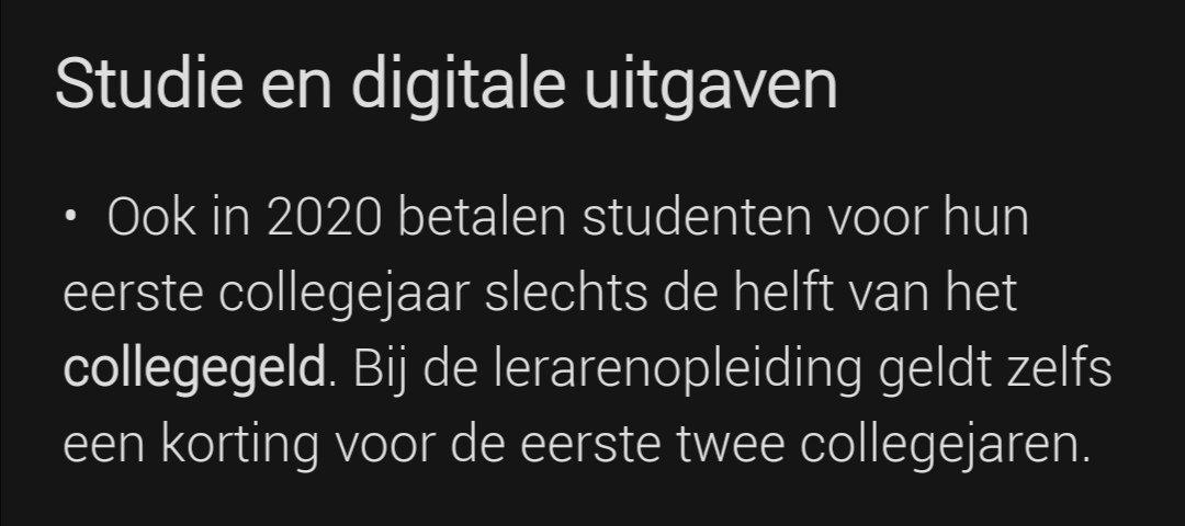 test Twitter Media - Wil je leraar worden? Dan is dit voornemen van het kabinet fijn om te weten #hanpabo @leraarworden https://t.co/wyUtz18znp
