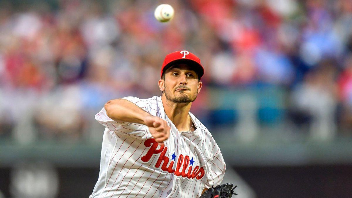 test Twitter Media - The #Braves have to win the next 2 games to avoid losing the season series vs the #Phillies.  Tonight's Phillies starter, Zach Eflin, has allowed 20 runs (12 earned) to Atlanta in 9.1 IP this season (11.57 ERA) with 9 BB, 9 K, 5 HR, and a Braves OPS of 1.304 #derp https://t.co/AIutrBqks6
