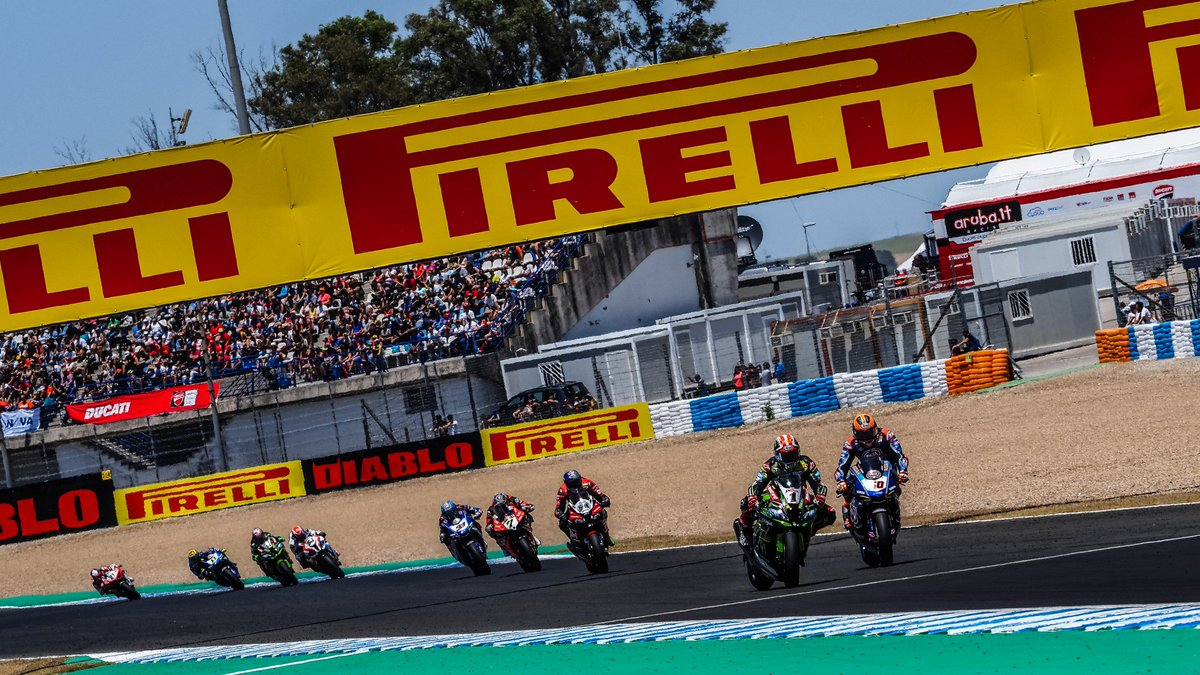 test Twitter Media - Pirelli named Event Main Sponsor for the WorldSBK French Round  The Italian tyre manufacturer will support the much anticipated eleventh round of the 2019 season  #FRAWorldSBK 🇫🇷  📃| #WorldSBK https://t.co/VN9mG8sJgv https://t.co/hY3h8qjYhW