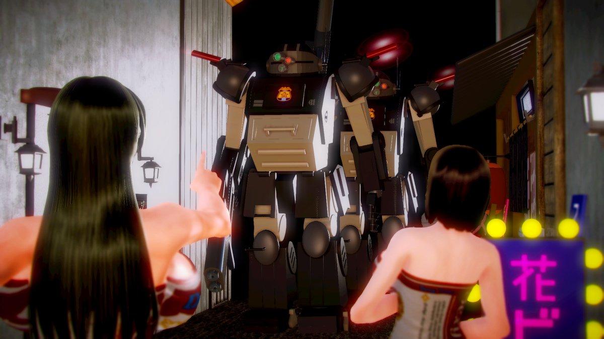 test ツイッターメディア - [R-18] 歓楽街を捜索するパトドッグ #ボトムズ #スコープドッグ #ハニーセレクト #HoneySelect #ロボット #3D #ILLUSION #シーンデータ https://t.co/IY42xY3v0Y https://t.co/AQaghUgre9