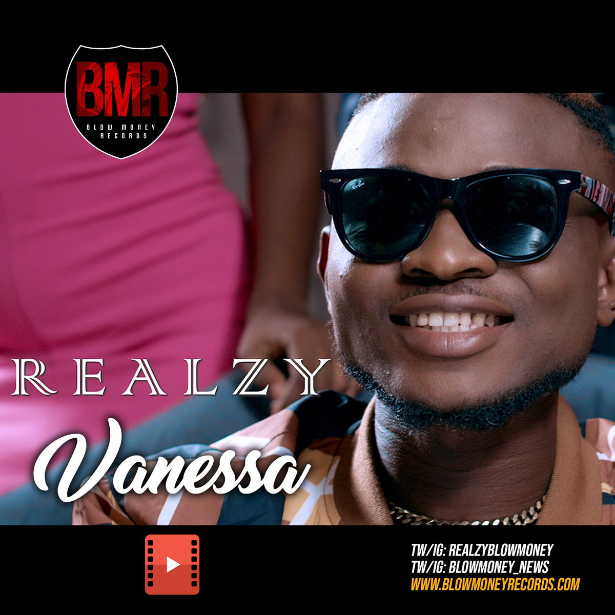 test Twitter Media - Watch Vanessa! Visuals to Realzy Single is Blazing! https://t.co/Ed2e15oxsF https://t.co/vpogdDJPY4