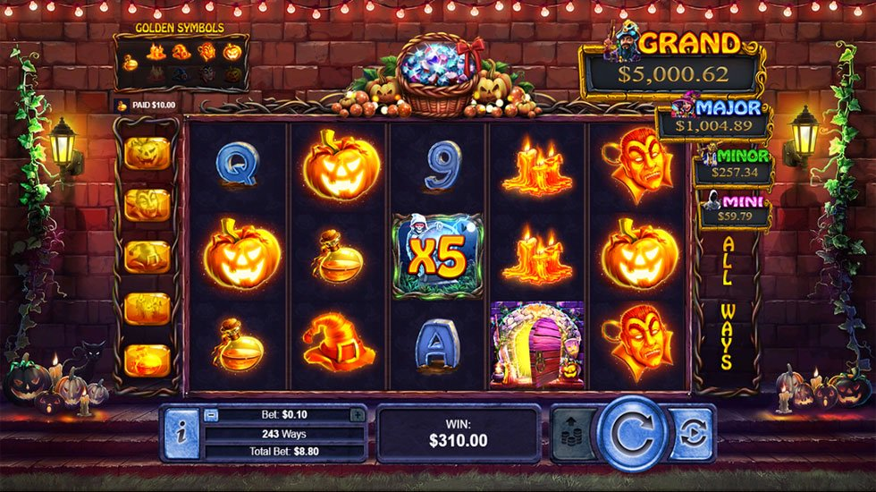 RTG have been cooking! 🎰🎃 A new #Halloween #slot is launching at #RTGcasinos next week, we've rounded it in our review:  👻 #pokies #slots #casino #onlinecasinos #play4money #bitcoin #australia #uscasinos