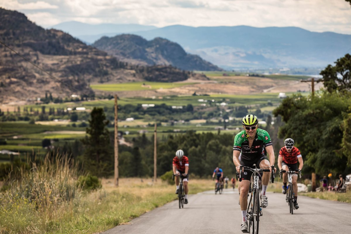 test Twitter Media - With snow in Calgary and elsewhere in Western Canada, let's take a moment and savour the hot summer rides...in the Okanagan! #RideHardSmileOften @axelsgranfondo #10thedition @ProsperaCU #granfondo #cycling #Okanagan @TOTABCNews @VisitPenticton @HelloBC https://t.co/UddWoEc4Z0 https://t.co/9PWXU828Dz