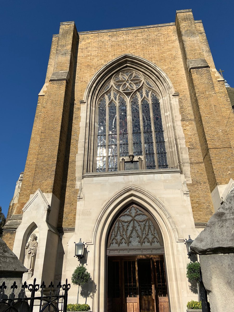 test Twitter Media - Just arrived at St George's Cathedral Southwark - beautiful morning sunshine - to meet Abp Wilson and the bishops of the Province for a meeting about Safeguarding, including the establishment of a Survivors' Advisory Panel. https://t.co/Jy9L4ZXOVp