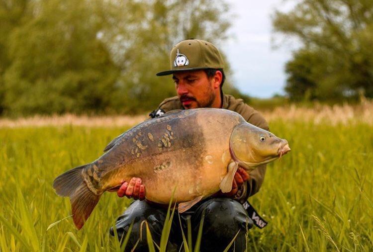 Well done Frank, what a <b>Stunning</b> fish!! 💪🏻🎣 @TheCARPbible   #Carp #CarpFishing #Fish