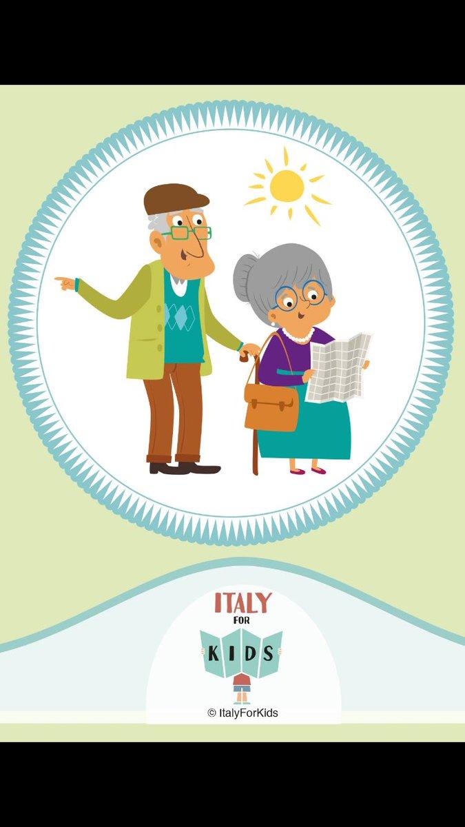 test Twitter Media - Non è mai troppo tardi per augurare buona festa a tutti i #nonni del mondo perché in fondo tutti i giorni è la loro festa. #thanksgodforgrandparents ❤️ https://t.co/VYfb06w14f