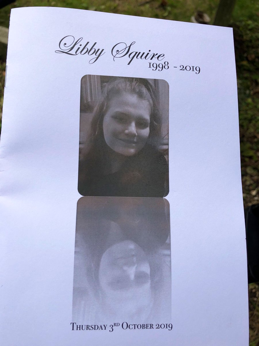 test Twitter Media - The funeral of Hull university student Libby Squire is taking place in her home village of West Wycombe in Buckinghamshire today as family and friends attend, watch @katieoscroftitv report on @itvcalendar https://t.co/TO09vahBxk