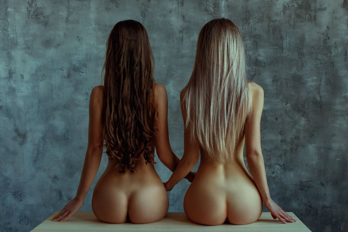 Красивые Девушки Обнаженные Со Спины