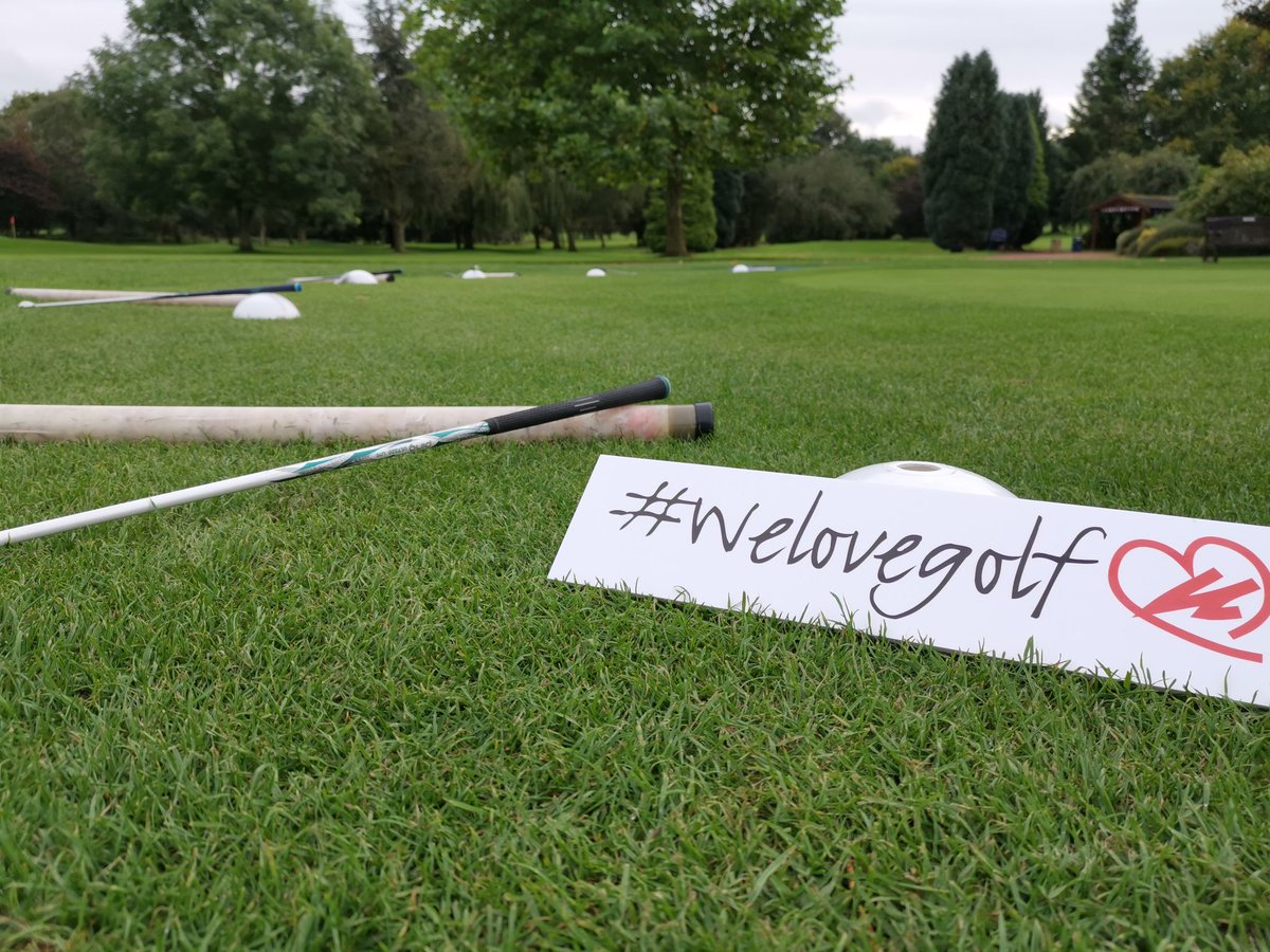 test Twitter Media - Brilliant #WeLoveGolf session tonight. Mastering the art of chipping 🙌👌 Great fun!  #getintogolf #thisgurlcan #GetInvolved @WeLoveGolfPGA @ThePGA @Medi8Golf @EnglandGolf @EGWomensGolf https://t.co/RfsyHTZCMk