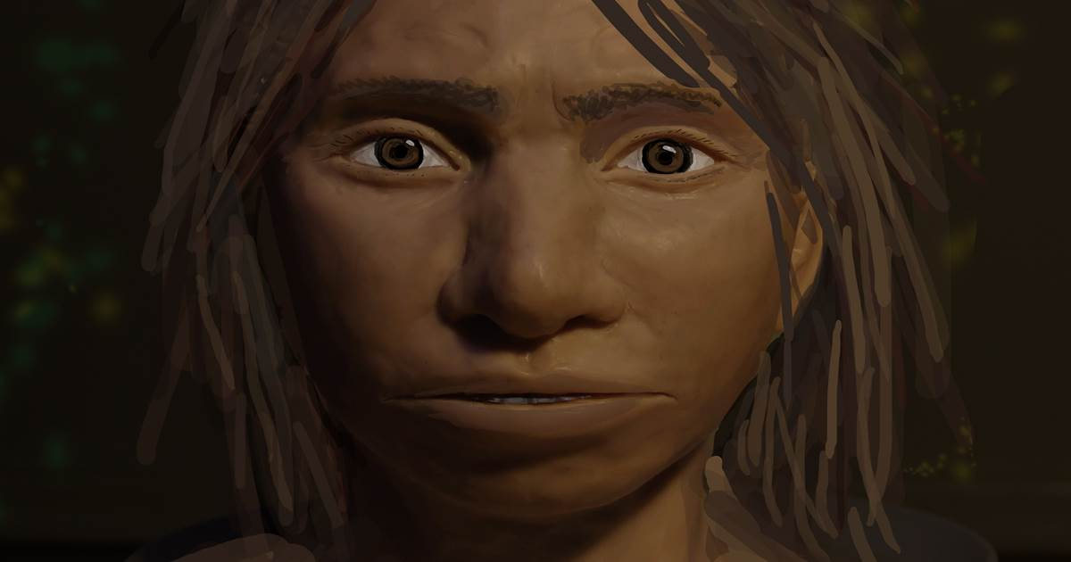 First portrait of extinct Denisovan human relative created from pinky bone DNA