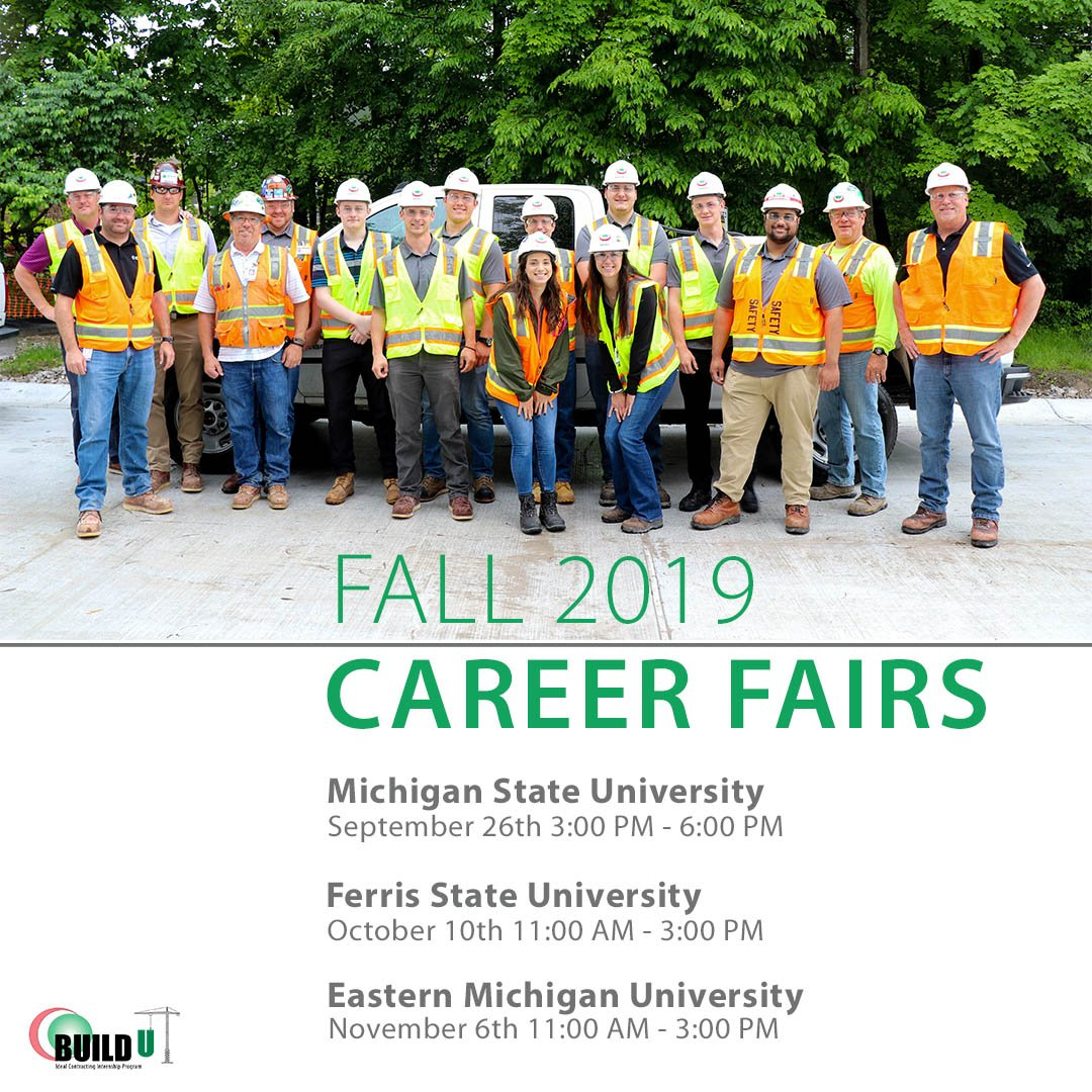 test Twitter Media - Don't miss us this Thursday at the Michigan State University Construction Management career fair. We look forward to seeing you there! https://t.co/uxG4D8Heab