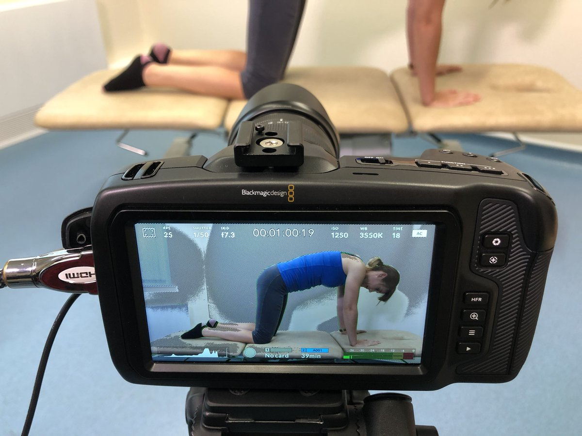 test Twitter Media - Shooting 96 #physiotherapy exercise #videos this week https://t.co/a5zQdRlfN3