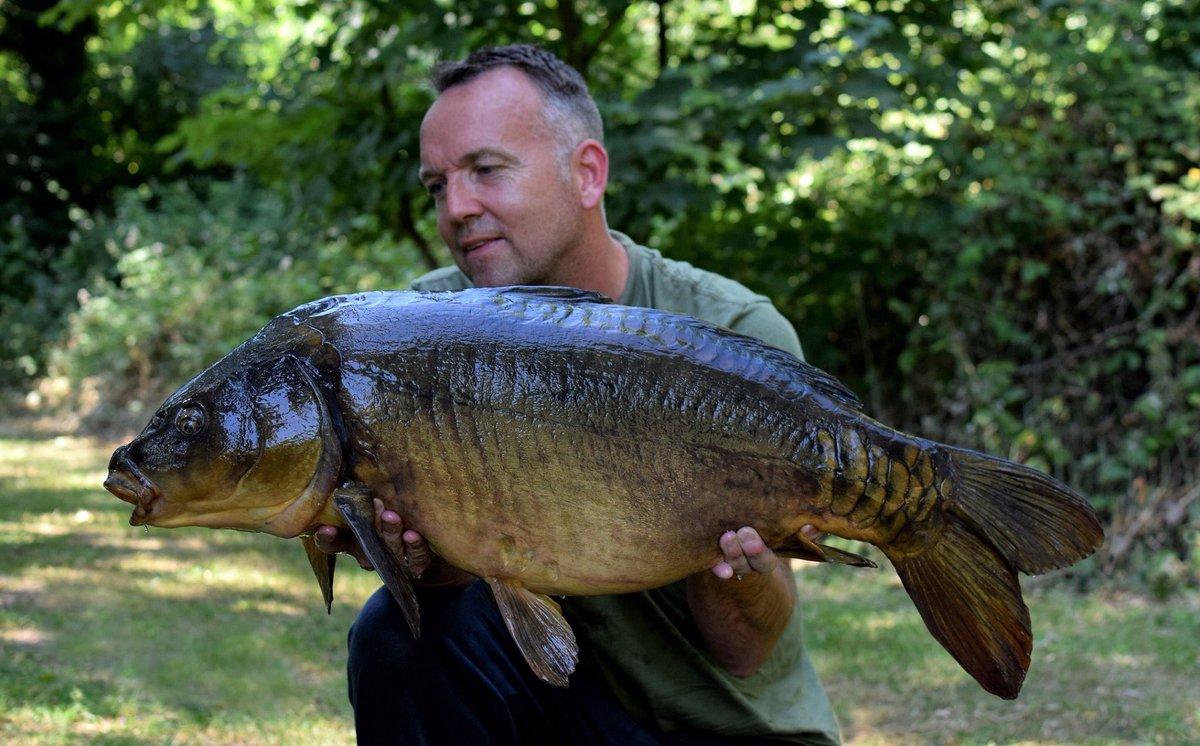 Michael Bromfield ud83dudcaaud83cudffbud83cudfa3 @TheCARPbible  #Carp #CarpFishing #Fishing https://