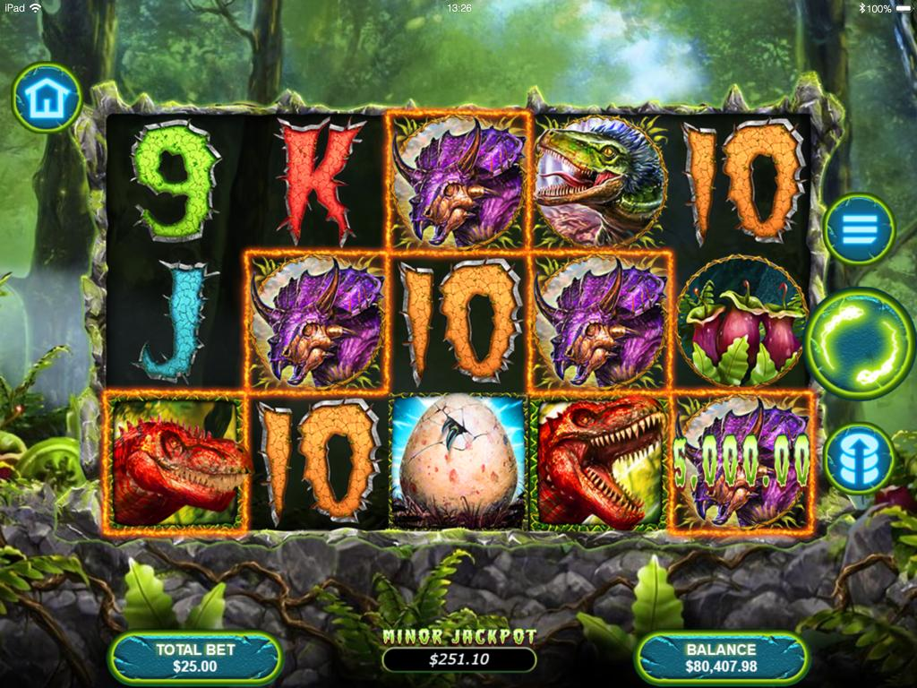 RTG's T-Rex 2 #Slot is online now! Check our #casinobonus offers for the best #deals today!  🎰💰 #slots #onlinecasino #cryptocurrency #bitcoin #BitcoinSV #litecoin #slot #games #UScasino #freespins
