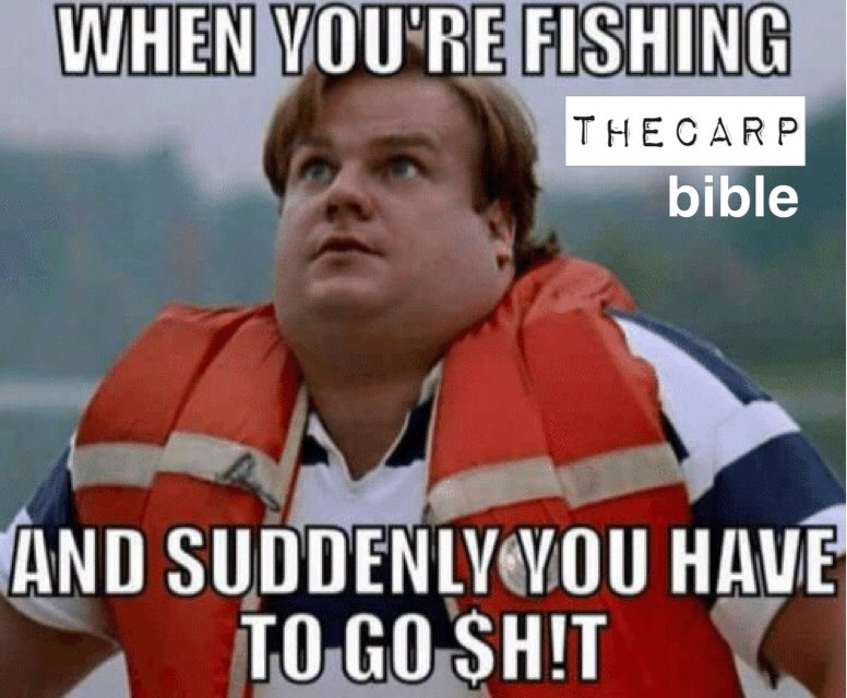 I think we all know that one!! ud83eudd23ud83dude02 @TheCARPbible   #Carp #CarpFishing #Fishing http